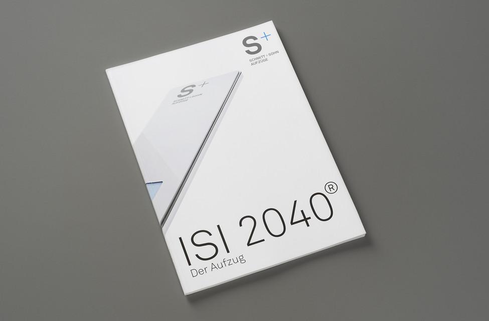 schmitt sohn aufz ge isi 2040 aufz ge produktbrosch re. Black Bedroom Furniture Sets. Home Design Ideas