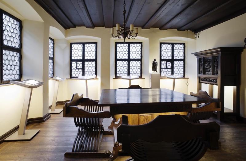 albrecht d rer haus n rnberg dauerausstellung. Black Bedroom Furniture Sets. Home Design Ideas